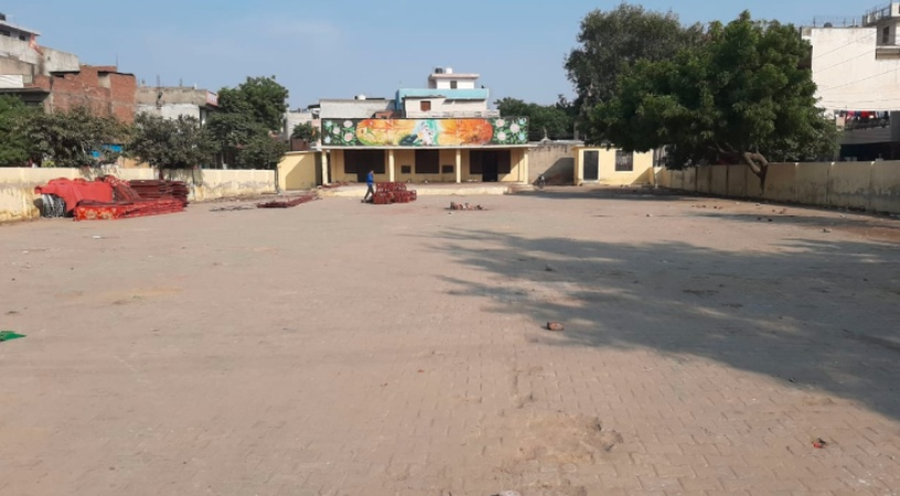 MCD Community Hall Vijay Nagar Ghaziabad - Wedding Lawn