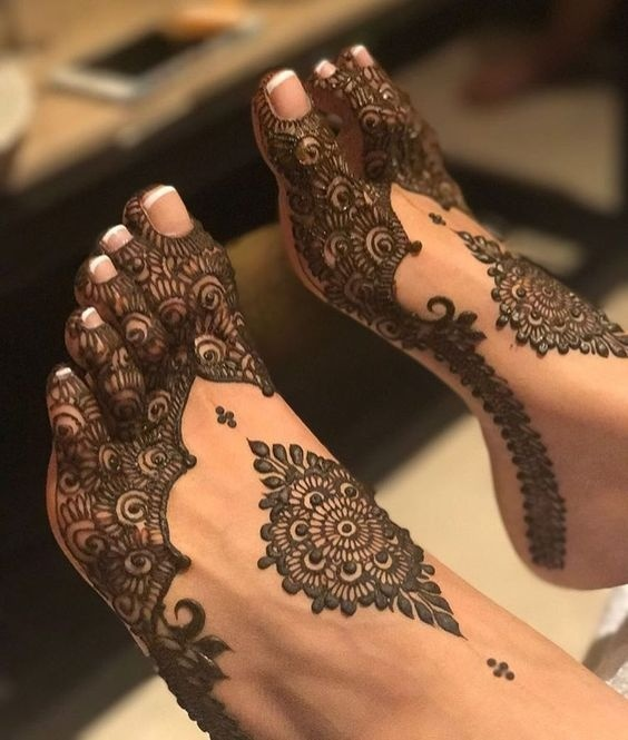 Arabic,Bridal,Mehndi,designs,for,Indian,Weddings , Blog