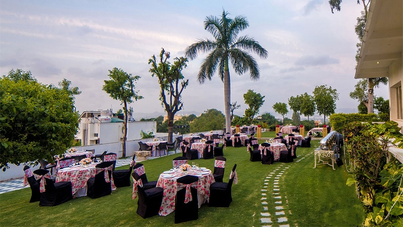 Small Party Halls in Udaipur to Plan a Party with your Special People