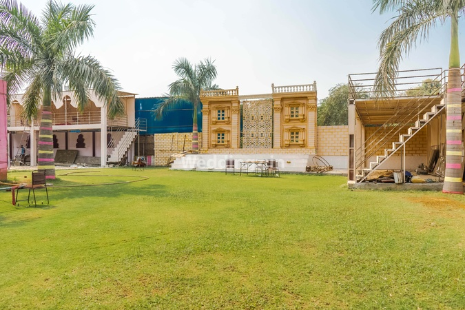 Sidharth Garden Jaitpur Badarpur Faridabad - Banquet Hall