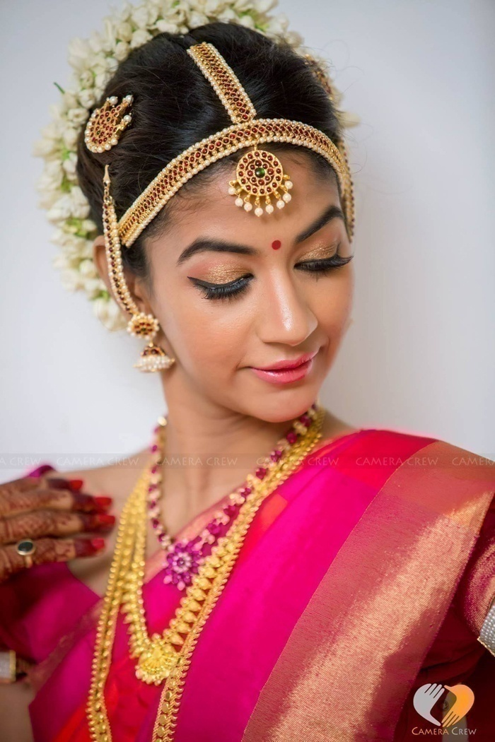 south indian hair style gorgeous bridal maang tikkas and matha pattis from our 8021