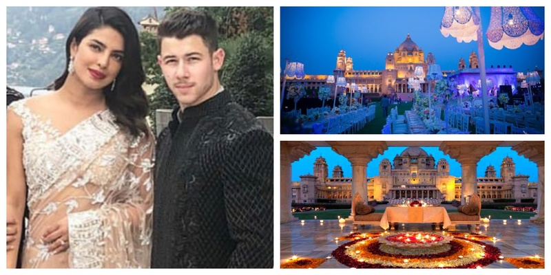 Priyanka Chopra and Nick Jonas's Wedding Date and Venue are out and I can't keep calm!