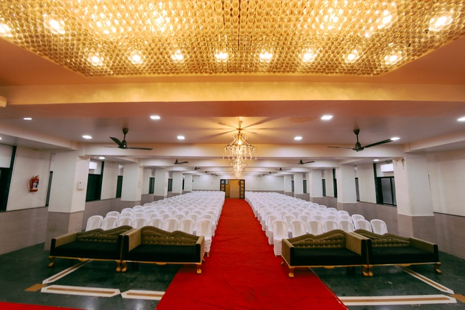 a photo of Sindhi Panchayat Banquet Hall