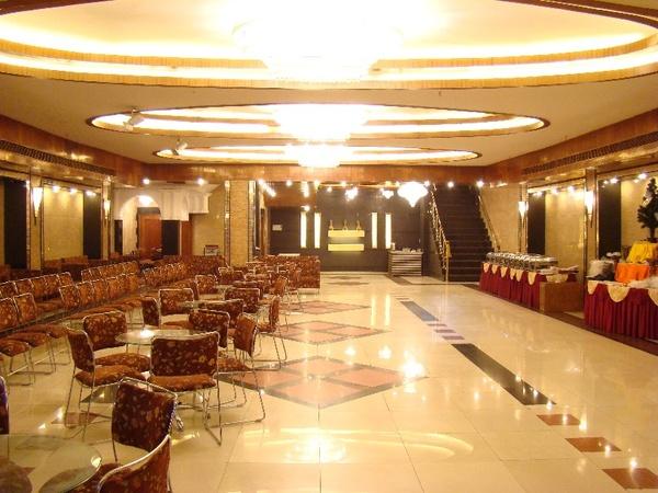 Hotel Castle Blue Mahipalpur Delhi - Banquet Hall