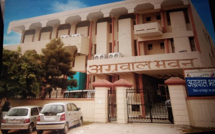Aggarwal Bhawan Panchkula Chandigarh - Banquet Hall