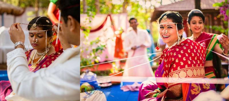 Mayur   & Pradnya  Mumbai : A Rustic Destination Wedding Held at the Lush Mamacha Gaon