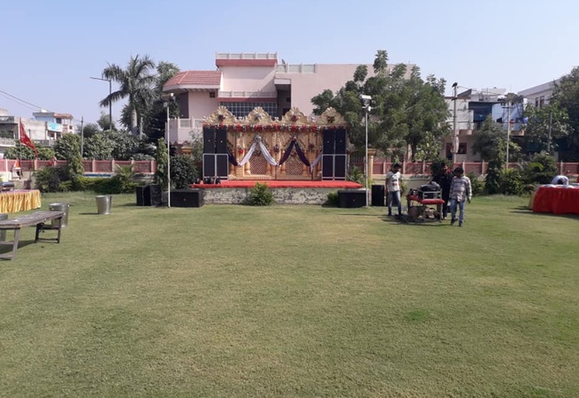 Divyani Paradise Jhotwara Jaipur - Wedding Lawn