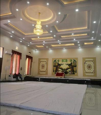 Shree Radha Bagh Marriage Garden Sanganer Jaipur - Banquet Hall
