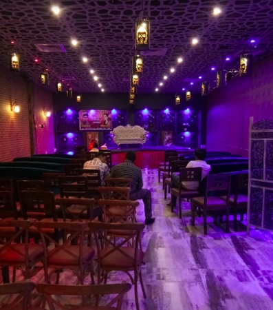 Darbar Veg Restaurant and Hall Napier Town Jabalpur - Banquet Hall