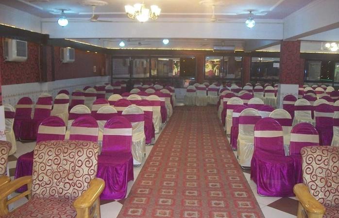 Smriti Banquet Hall Ashiyana Lucknow - Banquet Hall