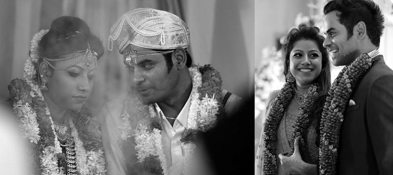Praveen & Priyanka Mumbai : South-Indian Wedding Ceremony Filled with Tradition
