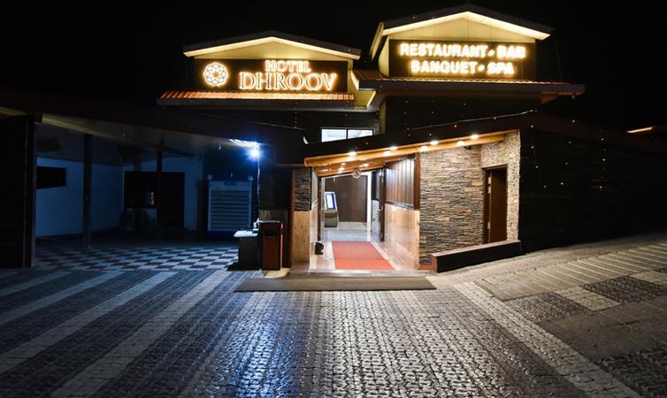 Hotel Dhroov Bemloi Shimla - Banquet Hall