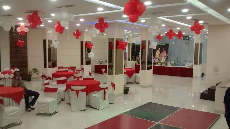 Relax Suites Hotel Vasundhara Ghaziabad - Banquet Hall