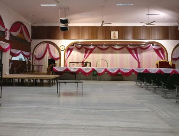 Raghavendra Mandapam Kodambakkam Chennai - Banquet Hall