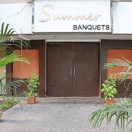 Indian Summer Banquets Churchgate Mumbai - Banquet Hall