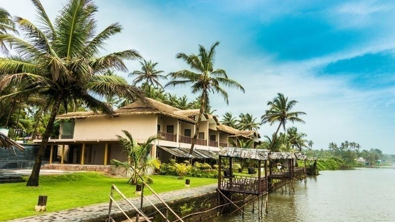 La Cabana Beach & Spa, Mandrem, Goa