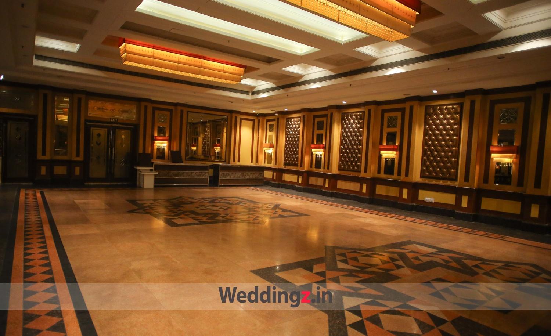 Tivoli Garden Resort Hotel Chattarpur, Delhi | Banquet Hall ...