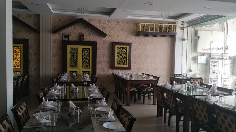 Raj Shahi Restaurant And Banquet Sector 3 Gurugram - Banquet Hall