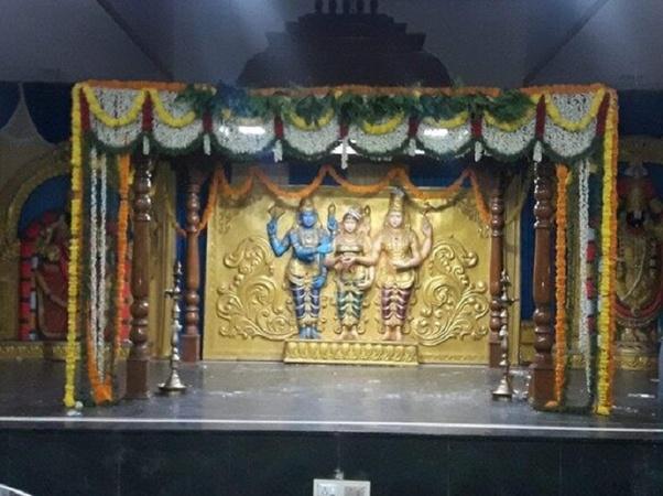 Kurunkaleeshwarar Thirukoil Thirumana Mandapam Koyambedu Chennai - Mantapa / Convention Hall