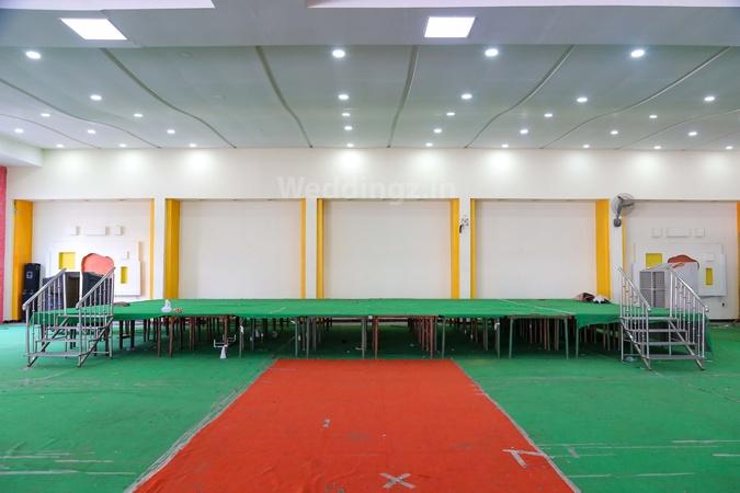 S Convention Hall Karmanghat Hyderabad - Banquet Hall