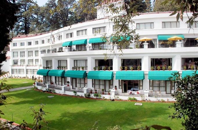 The Manu Maharani Sherwani Nainital - Banquet Hall
