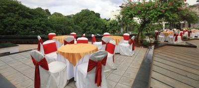 The Woodrose, Bangalore- Small Halls in Bangalore