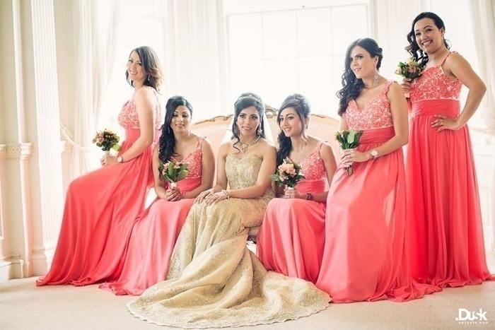 Decide Who Will Be Your Bridal Party
