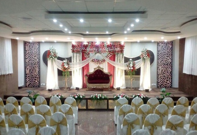 GM Rejoyz Malleshwaram Bangalore - Banquet Hall