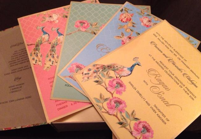 Invitations by Arushi | Delhi | Invitation Cards