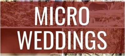 4 Benefits of a Micro Wedding
