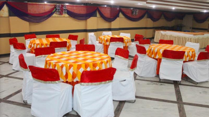 Hotel Maharaja Huda Panipat - Banquet Hall