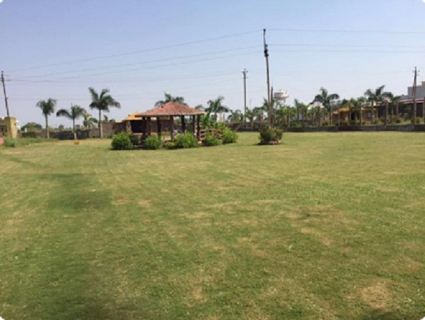 Saaj Ri Dhani Hotel Misrod Bhopal - Banquet Hall