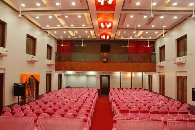 Shri Kutchi Jain Gurjarwadi Matunga Mumbai - Banquet Hall