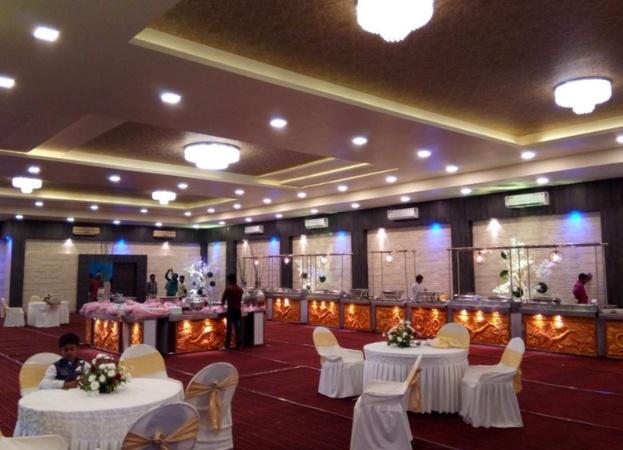 Hotel Tourist Inn Bankim Nagar Siliguri - Banquet Hall