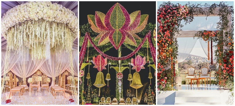 20 New Mandap Decor Ideas to Bookmark this Season!