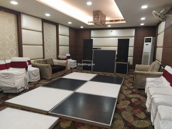 Hotel Orchid New Industrial Town Faridabad - Banquet Hall