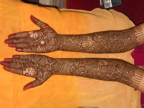 Shaheen mehndi Art | Pune | Mehendi Artists