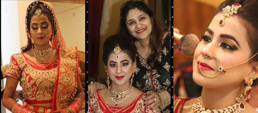 Ruchi Makeup Artist | Chandigarh | Makeup Artists