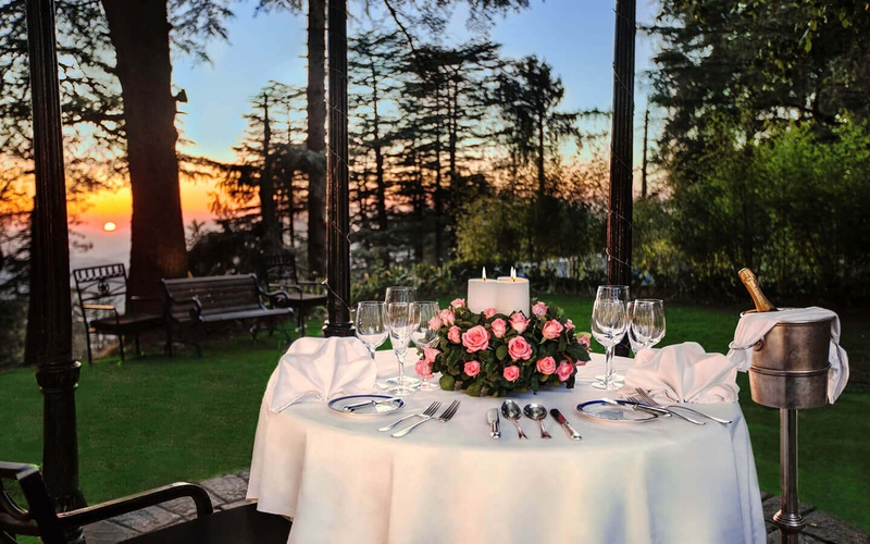 Top 5 Most Favorite Wedding Venues in Shimla Where You Can Plan Out a Wintry Wedding