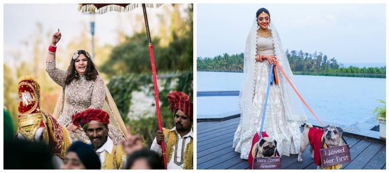 10 bridal entries which are a must-see for every bindaas bride-to-be!