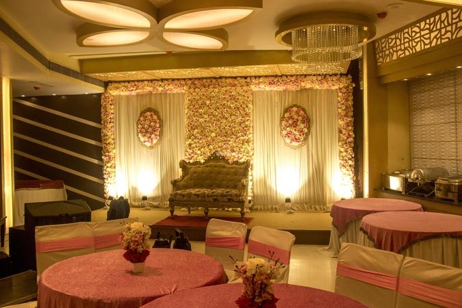Chaska Party Hall Pitampura Delhi - Banquet Hall