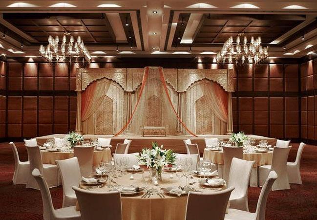 Jaipur Marriott Hotel Jawahar Circle Jaipur Banquet Hall 5 Star