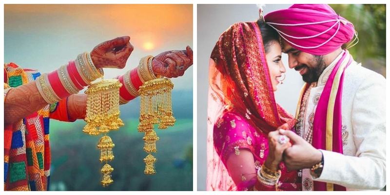 Punjabi Wedding: From rituals to Punjabi wedding dresses & songs, all that you need to know!