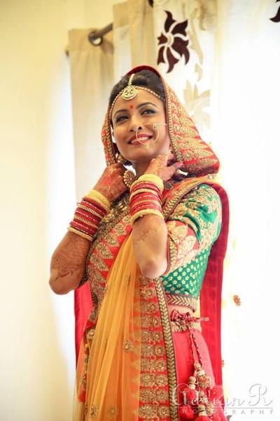 Lehenga designs for bride