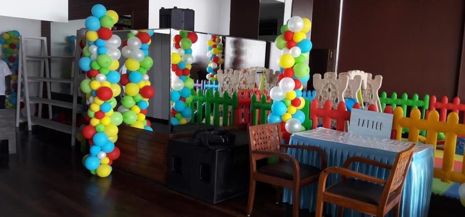 Escobar Bandra Mumbai - Banquet Hall