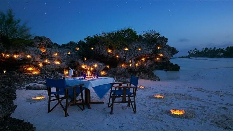 5. Tanzania, South Africa: