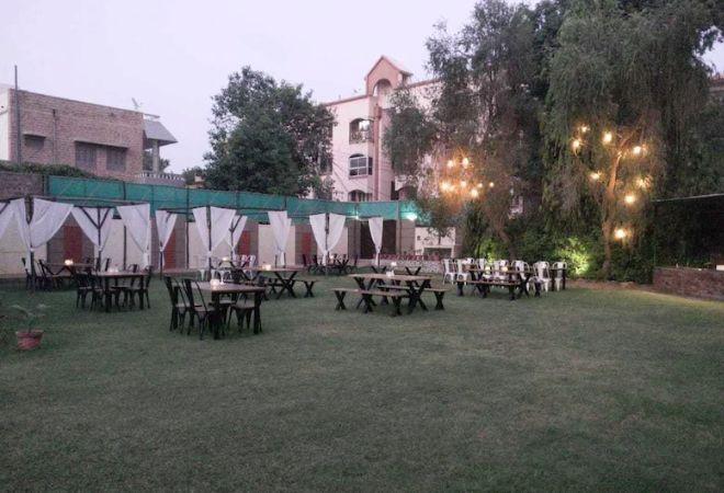 Plan B And Breeze Restaurant Ratanada Jodhpur - Wedding Lawn