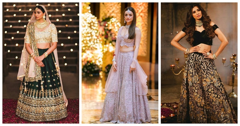 10 Hacks on how to reuse your wedding lehenga!
