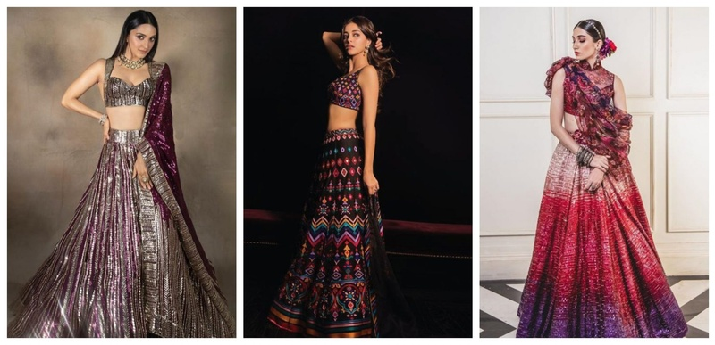 6 Hatke Lehengas to Opt for in 2020