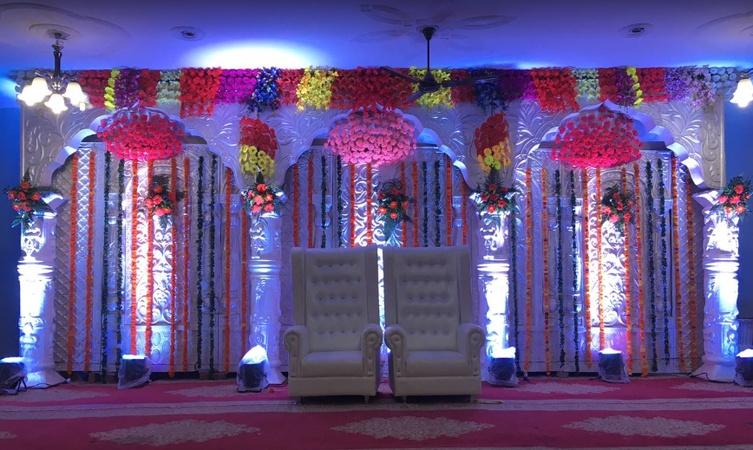 Khandelwal Seva Sadan Shahganj Agra - Banquet Hall